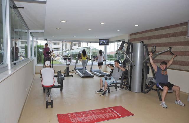 Fitness ve Kardiyo Sistem
